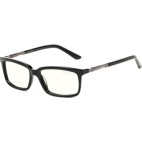 GUNNAR Haus Computer Glasses (Onyx Frame, Clear Lens Tint)