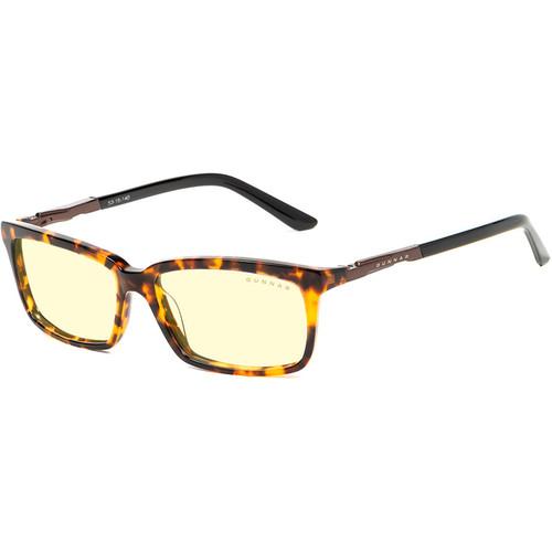 GUNNAR Haus Computer Glasses (Tortoise Frame, Amber Lens Tint)