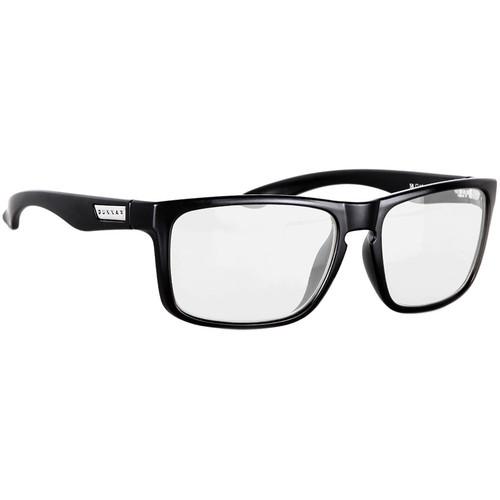 GUNNAR Intercept Gaming Glasses (Onyx Frame, Crystalline Lens Tint)