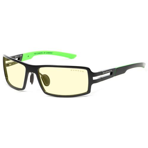 GUNNAR Razer RPG Gaming Glasses (Onyx Frame, Amber Lens Tint)