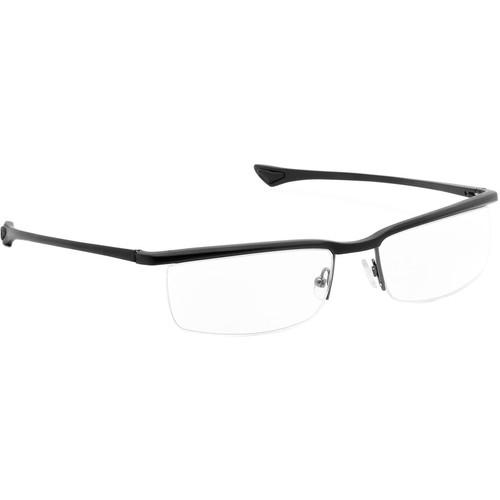 GUNNAR Emissary Computer Glasses (Onyx Frame, Crystalline Lens Tint)