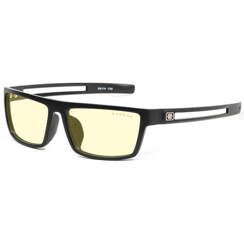 GUNNAR Valve Gaming Glasses (Onyx Frame, Amber Lens Tint)