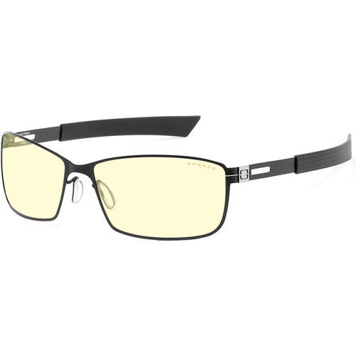 GUNNAR Vayper Gaming Glasses (Onyx Frame, Amber Lens Tint)