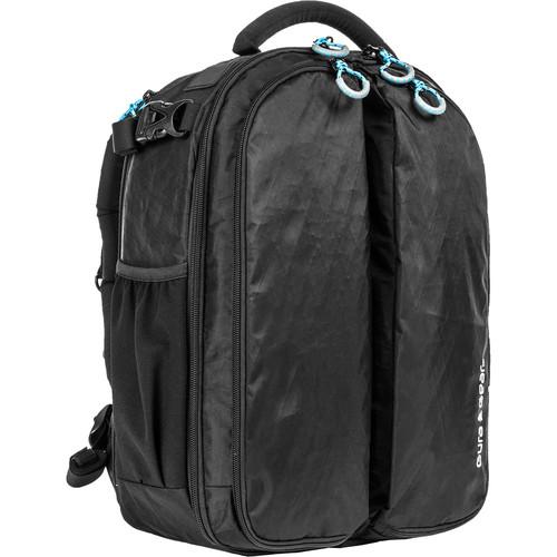Gura Gear Kiboko 2.0 16L Backpack (Black)