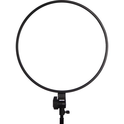"GVB Gear Rpad-450 Super Soft 18"" Circular Bi-Color LED Light (Dual NP-F Type Battery Mount)"