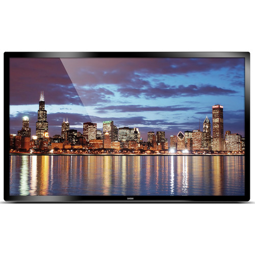 "GVision USA 55"" 4K 40-Point Multi-Touch Projected Capacitive Touch Screen Monitor (Black)"