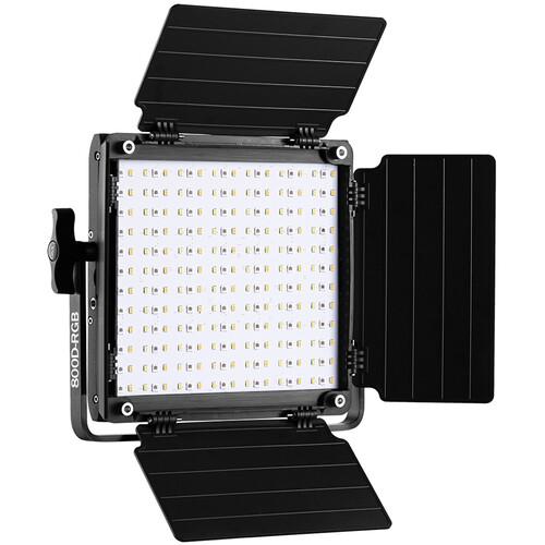 GVM 800D-RGB LED Studio Video Light