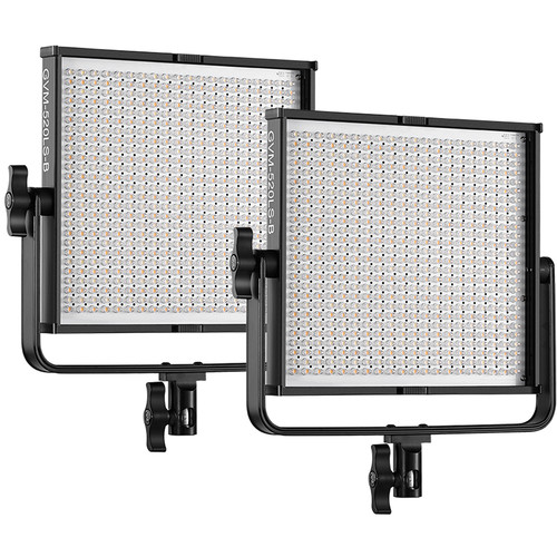 GVM 520LS-B Bi-Color LED 2-Panel Kit