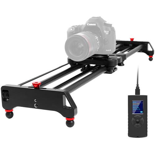 "GVM Professional Video Carbon Fiber Motorized Camera Slider (32"")"