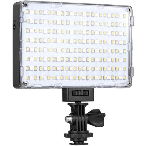GVM RGB-10S LED On-Camera RGB LED Video Light with Wi-Fi Control