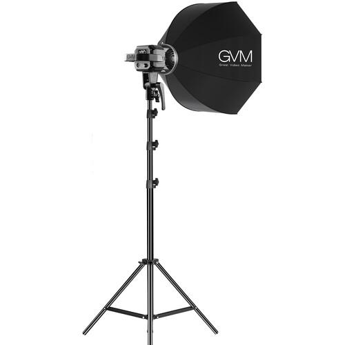 GVM LS-P80S LED Light Kit with Softbox