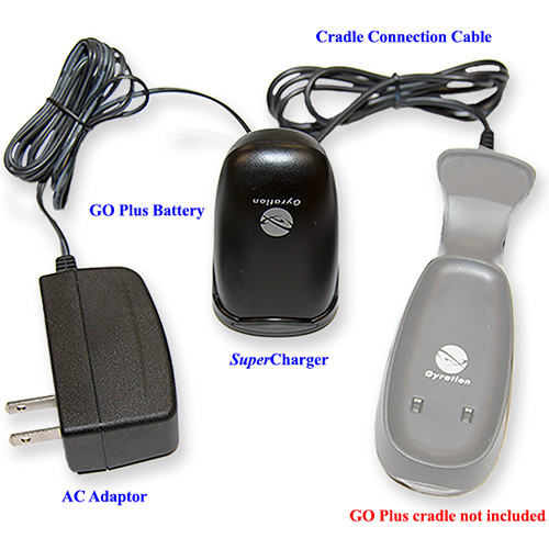 Gyration SuperCharger for Air Mouse GO Plus