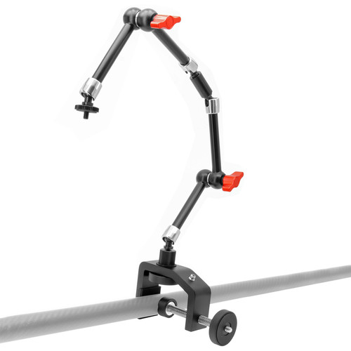 """GyroVu Heavy-Duty Articulated Arm with C-Clamp (11"""")"""