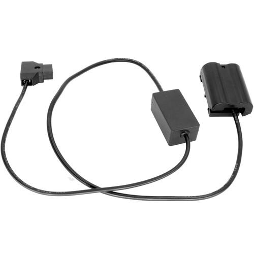 "GyroVu D-Tap to Nikon EN-EL15 (EP-5B) Intelligent Dummy Battery (30"")"