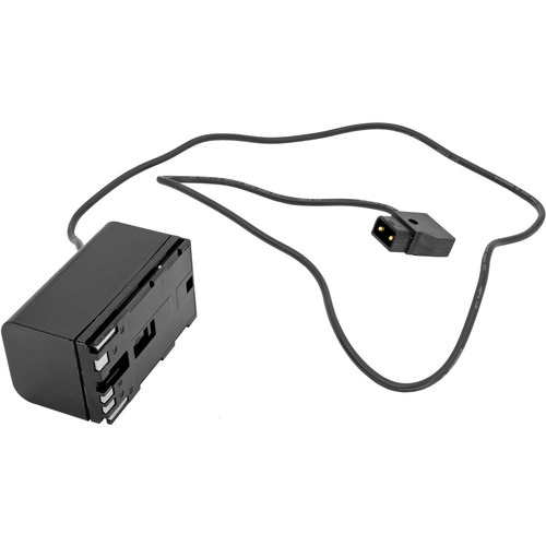 """GyroVu D-Tap to Canon Cinema Intelligent Battery Adapter Cable (30"""")"""