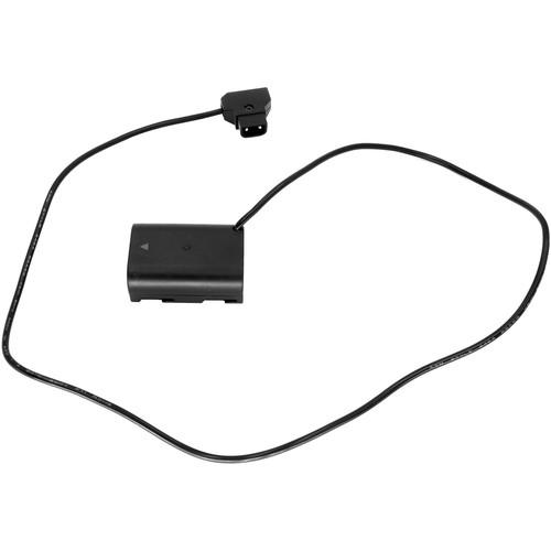 "GyroVu D-Tap to Panasonic DMC-GH3/GH4/GH5 (DMW-BLF19) Intelligent Dummy Battery (30"")"