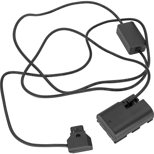 """GyroVu High Power D-Tap to Canon LP-E6 Battery Adapter Cable (60"""")"""