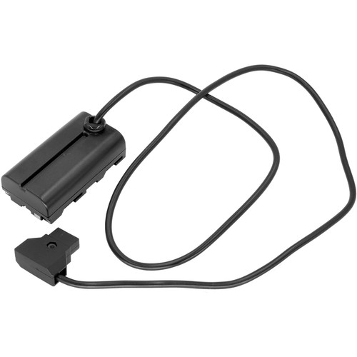 "GyroVu D-Tap to Sony L-Series Intelligent Battery Adapter Cable (30"")"