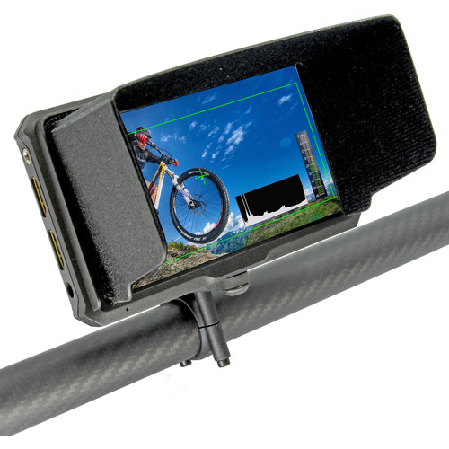 "GyroVu Ultra Lightweight 5"" On-Camera Monitor with Gimbal-Mount Kit"