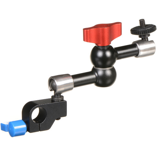 "GyroVu 7"" Articulating Arm with 15mm Rod Clamp"