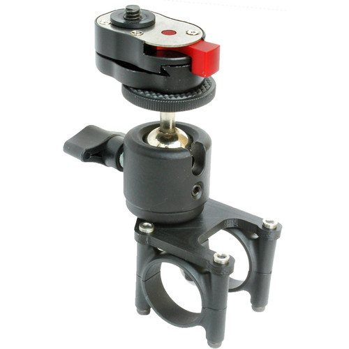 GyroVu Carbon Fiber Monitor Mount with Quick Release for Ronin-M