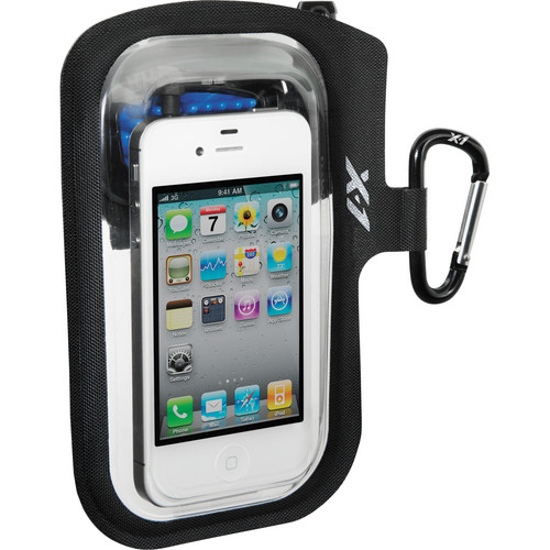 x-1 Amphibx Go Waterproof Case for Smartphone or MP3 Player
