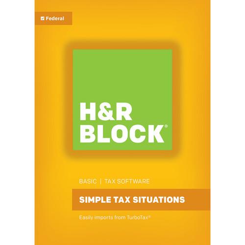 H&R Block 16 Basic (Download, Windows)