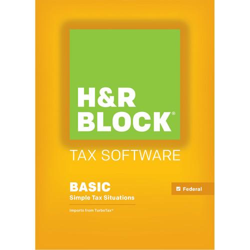 H&R Block 15 Basic (Download, for Mac)