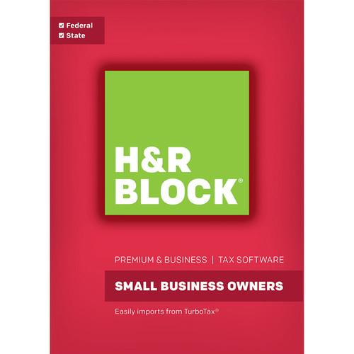 H&R Block 16 Premium & Business (Download, Windows)