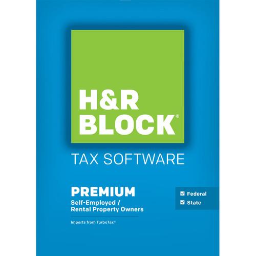 H&R Block 15 Premium (Download, Windows)