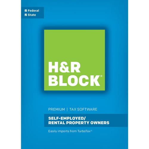 H&R Block H&R Block 16 Premium (Download, Mac)