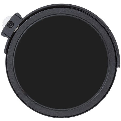 H&Y Filters Drop-In K-Series Neutral Density 1.8 and Circular Polarizer Filter (6 Stops) for H&Y Filters 100mm K-Series Filter Holder