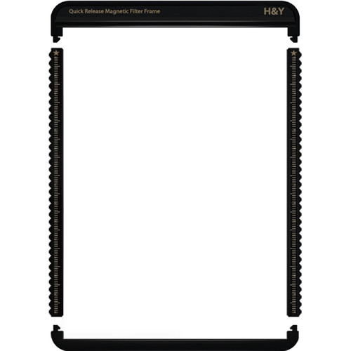 H&Y Filters 100 x 150mm Quick Release Magnetic Filter Frame
