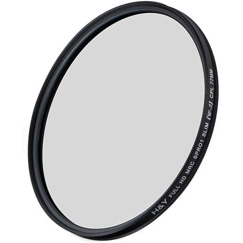 H&Y Filters 40.5mm Circular Polarizer HD MC Filter