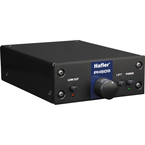 Hafler Phono Stage for Moving Magnet Cartridge , 35Db Gain, RCA and Balanced XLR Out