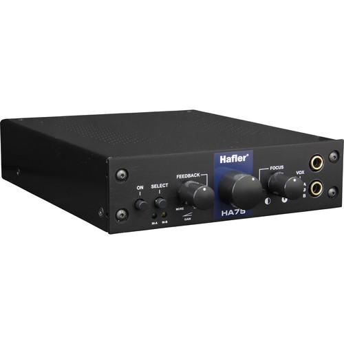 Hafler HA75 Tube-Head Stereo Headphone Amplifier