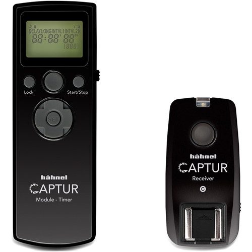 hahnel Captur Timer Kit for Canon DSLR Cameras