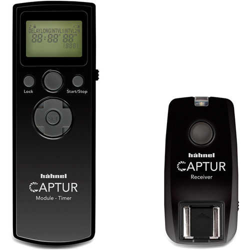 hahnel Captur Timer Kit for Nikon DSLR Cameras