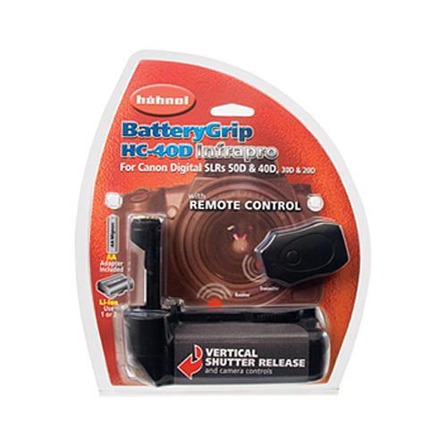 hahnel HC-50D Infrapro BatteryGrip