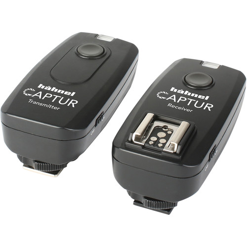 hahnel Captur Remote Control and Flash Trigger for Canon Cameras