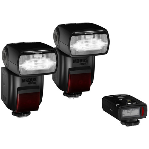 hahnel Modus 600RT Essential Wireless Two Flash Kit for Sony Cameras