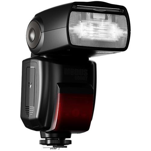 hahnel Modus 600RT TTL Speedlight for Nikon Cameras