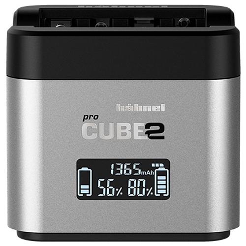 hahnel Professional Charger PROCUBE2 for Select Canon Batteries