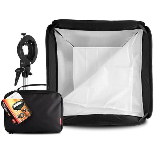 "hahnel Speedlite Softbox Kit (24 x 24"")"