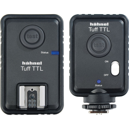 hahnel Tuff TTL Flash Trigger For Nikon Cameras