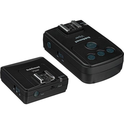 hahnel Viper Wireless Flash Receiver for Canon Flashes