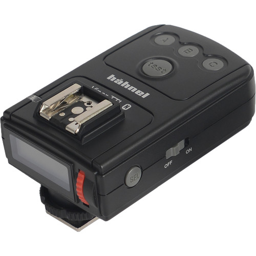 hahnel Viper TTL Wireless Group Flash Trigger for Nikon