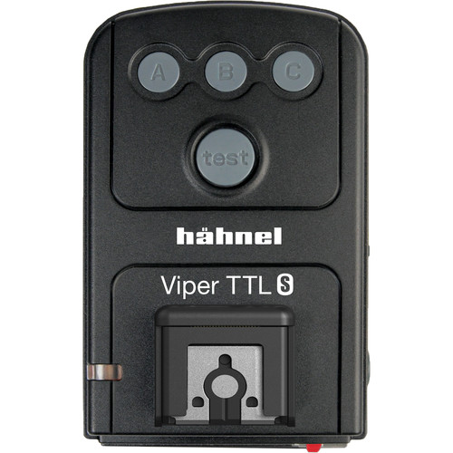 hahnel Viper Wireless Flash Transmitter for Sony Flashes