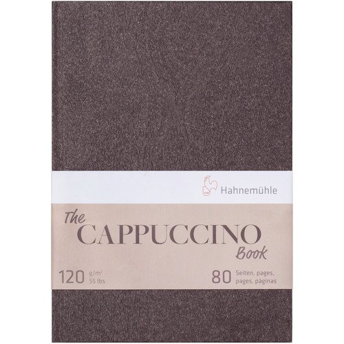 Hahnemühle The Cappuccino Book (A5, 40 Sheets)