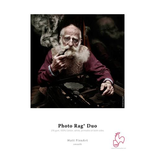"Hahnemühle Photo Rag Duo Refill Paper (11.7 x 16.5"", Landscape, 20-Pack)"